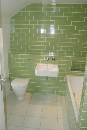 Bathroom installation Guildford