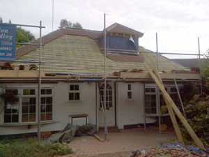 Installing dormer window Guildford